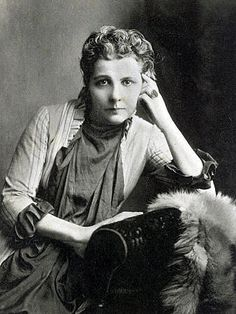 Annie Besant, English Theosophist and Indian Political Leader. . .  —  Buy this art print at AllPosters.com