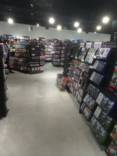 HMV - Nottingham - Victoria Centre - Entertainment - Music - Films - DVD - Layout - Landscape - Customer Journey - Lifestyle - Visual Merchandising - www.clearretailgroup.eu