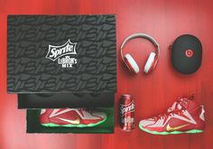 The sprite lebron's mix package
