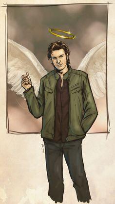 deviantART: More Like Archangel Gabriel by kiwiisntfruit