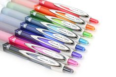 Uni-ball Signo 207 Retractable Gel Ink Pen - 0.7 mm.  These are great pens!