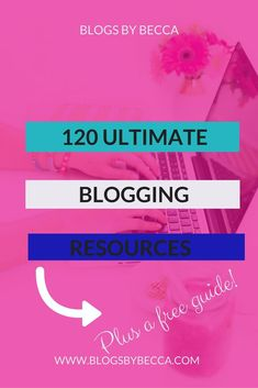 120 Ultimate Blogging Resources to Rock Your Blog. Emails, affiliate links, monetization, promotion, stock photos, opt-ins, giveaways, plug-ins, themes...you name it, it's on here. AMAZING!