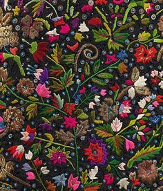 Hungarian embroidery - gorgeous