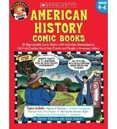 American History Comic Books