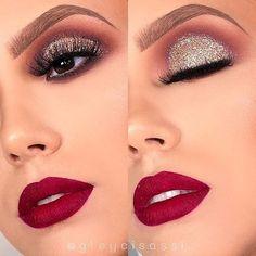 Die besten Make-up-Modelle new Make-up Train . - The Best Of Makeup Models neues Make-up-Training. 2019 Mode-Make-up-Mod - Beautiful Eye Makeup, Unique Makeup, Perfect Makeup, Amazing Makeup, Glam Makeup, Eyeshadow Makeup, Makeup Inspo, Dress Makeup, Bridal Eye Makeup