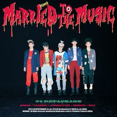 SHINee's Married to the Music Style