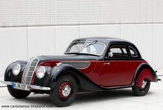BMW 327 Coupe (1937) Ferrari, Lamborghini, Alfa Romeo, Super Cars, Retro Cars, Vintage Cars, Antique Cars, Vintage Models, Jaguar
