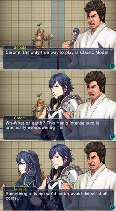 Segata Sanshiro!