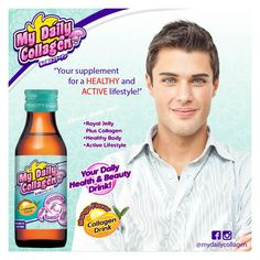 Collagen Drink, Royal Jelly, Vitamin C, Health And Beauty, Ph, Health Fitness, Lifestyle, Drinks, Healthy