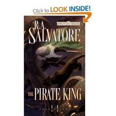 The Pirate King Captain Deudermont has sailed to the pirate city of Luskan on a mission--a mission to once and for all defeat the true power behind the corrupt city: a wicked lich and his cabal of evil wizards from t http://www.MightGet.com/january-2017-12/the-pirate-king.asp