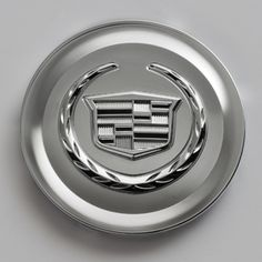 Escalade Center Caps, Cadillac Logo, Set of 4:This set of four Center Caps add extra styling to the wheels of your Escalade. They feature the Cadillac logo.