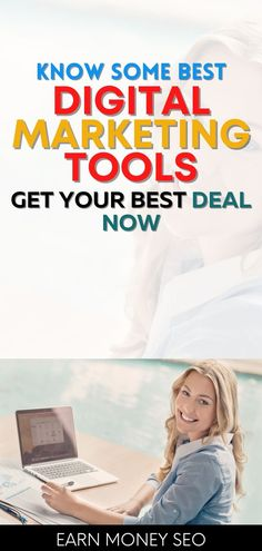 Start earning from digital marketing tools which are best for beginners to get started with easily.