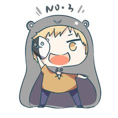Himouto! Umaru-chan - Kano Shuuya | Kagerou project