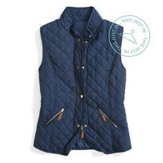 Love this Stitch Fix vest!