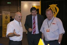 Duncan MacRae of The AA talks to Rob Flello and David Gregory