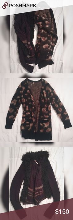 Free People Sweater Bundle Gently Used . Free People Jackets & Coats