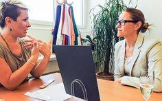 Grosses Styling: Jeannette Brunner, die Gewinnerin unseres Wettbewerbs, strahlt! | Emmen Center
