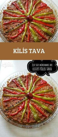Kilis Tava – Leziz Yemeklerim – Fırın yemekleri – Las recetas más prácticas y fáciles Meat Recipes, Chicken Recipes, Cooking Recipes, Pasta Recipes, Turkish Recipes, Ethnic Recipes, Crockpot Meat, Good Food, Yummy Food