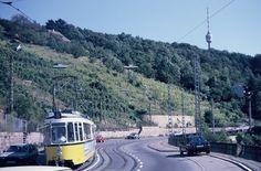 Sie wollten lieber an Weinbergen entlangfahren ...  Foto: VZZZ-Chronist Reinhard Bieber