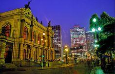 Theater of the City - São Paulo