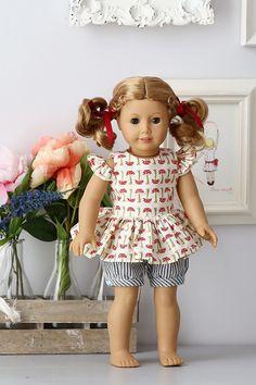 Evelyn Doll Dress