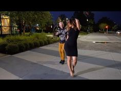 Blinding Lights Bachata by Ataca & La Alemana   DanceLifeMap Cool Dance Moves, Best Dance, Partner Dance, Dance Class, Choreography Videos, Dance Videos, Bachata Dance, Dance Teacher, Learn To Dance