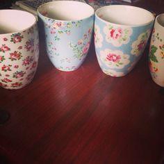 Cath Kidston Mug Collection