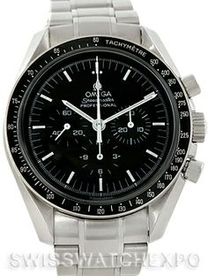 Omega Speedmaster Moon Watch Exhibition Caseback 3572.50.00 Unworn