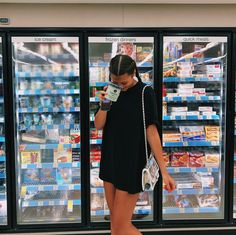 late night ice cream run with the best friend! my pic... Instagram: hannah_meloche  Pinterest: hannahmeloche