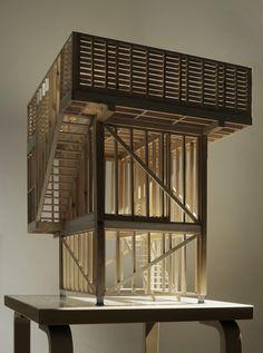 Unit 7 - Hadspen Belvedere / Faculty of Architecture and Spatial Design - London Metropolitan University