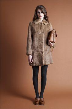 Sfilata A.P.C. Paris - Collezioni Autunno Inverno 2013-14 - Vogue