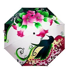 Fishon Too-The Umbrella Honey Bird High Quality Printing Digital Process Thirty Percent Silver Tape Is Prevented Bask In Color Umbrella -- You can get more details here : Umbrella Racks