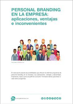 Ebook en descarga gratuita escrito por @guillemrecolons con la aplicación del personal branding en la empresa