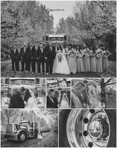 Here are some of our favourite images from Kristie and Chris's reception slideshow. Images by Calgary Wedding Photographers JM Photography © 2016 #JMweddings #CalgaryWeddings #WeddingPhotography #CalgaryBride #RoussyWedding 161001r_1008-calgary-wedding-photographer-peterbilt-trucks-jm_photography