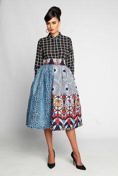 kaela-kay ~African fashion, Ankara, kitenge, Kente, African prints, Senegal…