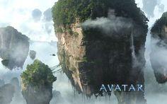 Le Hallelujah Mountain di-avatar in Cina