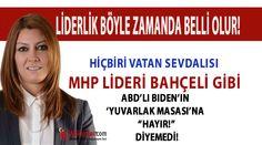 LİDERLİK BÖYLE ZAMANDA BELLİ OLUR!