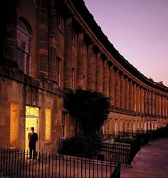The Royal Crescent Hotel, Bath, England