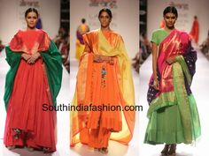 gaurang plain anarkali with kanjeevaram dupatta photo Anarkali Dress, Anarkali Suits, Indian Bridal Fashion, Designer Anarkali, Indian Fabric, Banarasi Sarees, Beautiful Saree, Suit Fashion, Indian Designer Wear