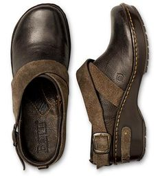 Born Darly Clogs -- Eddie Bauer
