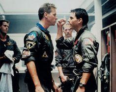 Top Gun  - Maverick: I feel the need...   Maverick, Goose: ...the need for speed!