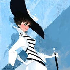 Audrey_blue_small.png by Lissy Marlin