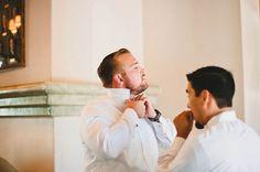 Die sonnige Hochzeit von Jenna und Kyle in Californien | Foto: Mark Brooke