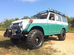 1975 Toyota Land Cruiser FJ55