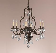 Feiss Salon Maison Collection Chandelier