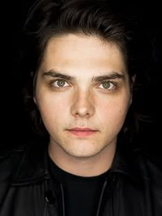 gerard way black hair - Google Search