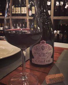 Ronchedone. Rare blend of Marzemino, Sangiovese & Cabernet Sauvignon. From Cà dei Frati. 2013. winegram.it share your wine