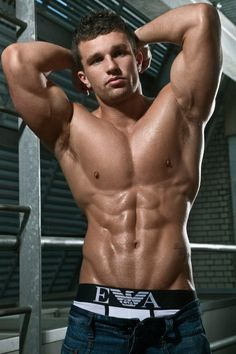 Muscular Men with Sexy Armpits - Photos Set 13
