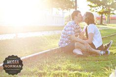 Joli + Colin: A Sunny Picnic -Engagement Photos - Megan Norman Photography