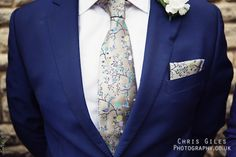 Retro Blue wedding suit  ... For a Dress Code for Grooms ... https://itunes.apple.com/us/app/the-gold-wedding-planner/id498112599?ls=1=8  ♥  The Gold Wedding Planner iPhone App ♥